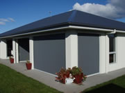 External Awnings & Blinds
